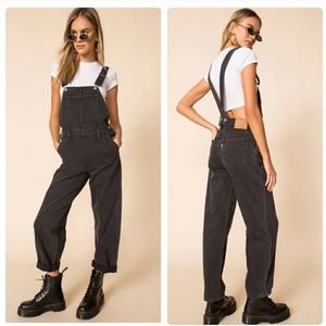 Levi's Baggy Overall Gray size L